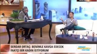 """Serdar Ortaç - """"Yüz Yüze"""" (19.09.2012 - Full Program)"""