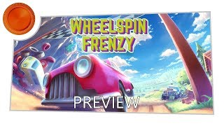 Wheelspin Frenzy - Preview - Xbox One