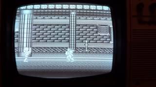 Телевізор Сапфір 412 запуск ігор денді і сега