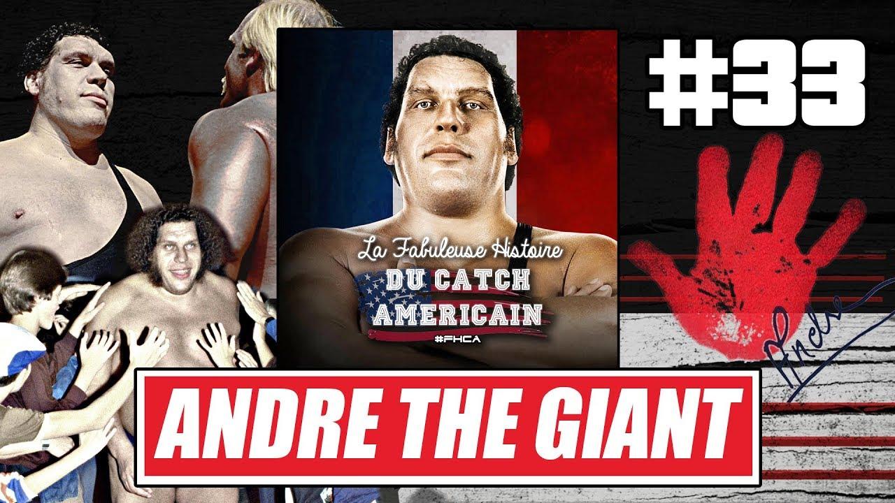 Download La Fabuleuse Histoire du Catch Américain - 033 ANDRE THE GIANT [HD - FR]