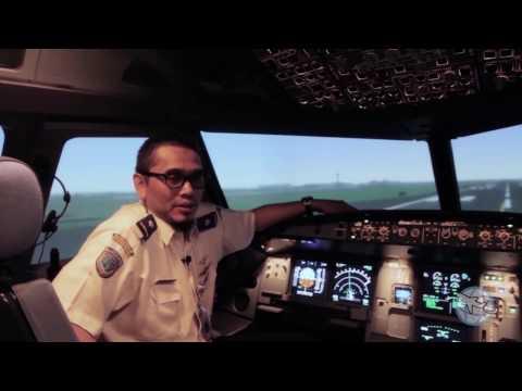 SEKOLAH PILOT INDONESIA, STPI Curug - Review Sekolah Penerbangan
