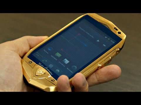 11 PHONES YOU COULD NEVER GET EVEN IF YOU'RE VERY RICH