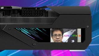 AORUS TV W67 『AORUS RTX 30 シリーズ大解剖』