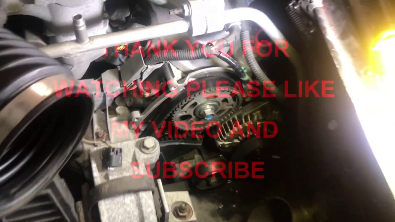 How To Install 2005 Saturn Vue Alternator