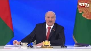 Президент Беларуси раскритиковал Москву за создание приграничной зоны