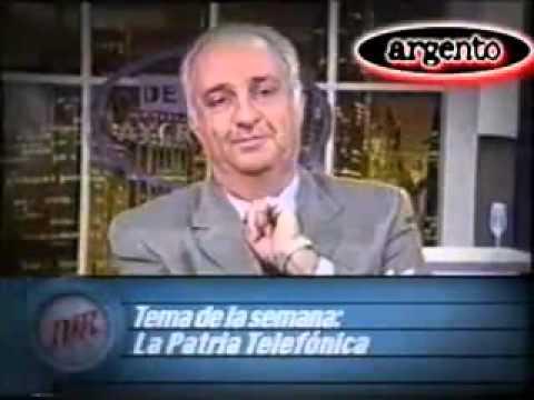 Compilado Bizarro Televisión Argentina