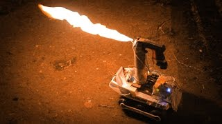 Wi-Fi киллбот из cоветской игрушки Луноход Своими руками