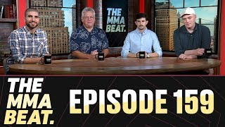The MMA Beat: Episode 159