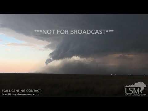 05-15-2018 Plainview, Texas Hail Wind and Gustnado