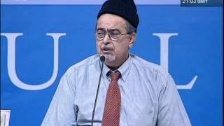 Jalsa Salana USA 2012 - Opening Address by Dr. Ahsanullah Zafar - Amir Jamaat USA