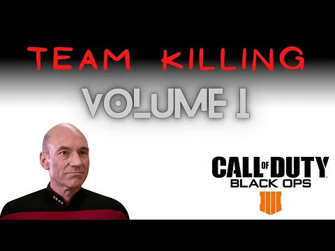 Team Killing on Blackout | COD Black Ops 4 Trolling