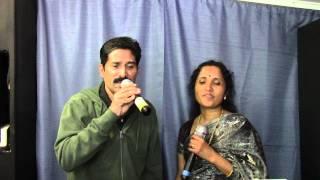 Naguva Nayana Madhura Mouna by Usha and Kannan