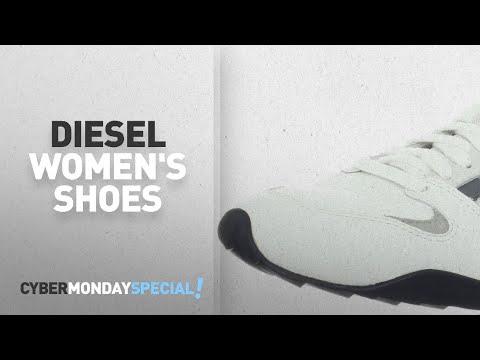 Top Cyber Monday Diesel Women's Shoes: Diesel Men's Gunner Lace-Up Fashion Sneaker