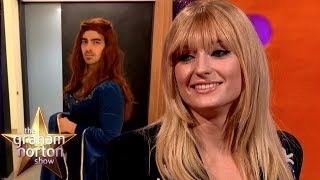 Sophie Turner Helped Joe Jonas Dress Up As Sansa Stark | The Graham Norton Show