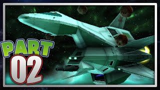 Star Fox 64 3D Part 2 - Meteo | Into the Asteroid Field