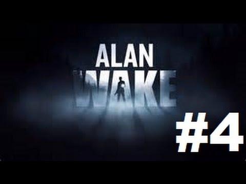 Alan Wake Walkthrough (Twitch Live Stream) Part 4 w/ JThorn Backeat Commentating!