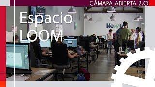 LOOM, Nextdoor y Enrique Arce en 1minutoCOM   Cámara abierta 2.0