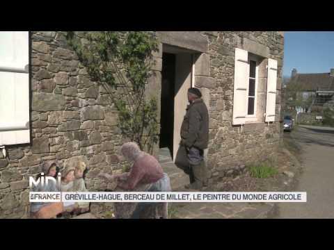 SUIVEZ LE GUIDE : Gréville Hague, berceau de Millet, le peintre du monde agricole