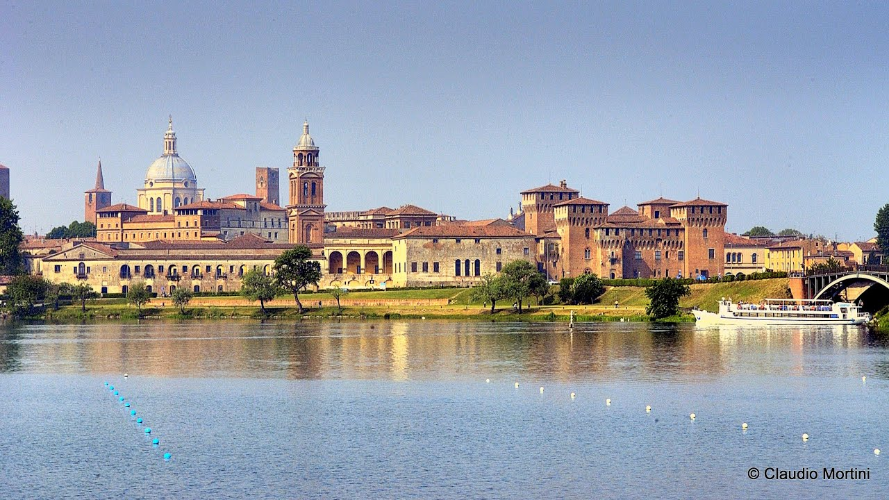 mantova citta 39 d 39 arte lombarda m ntua full hd youtube