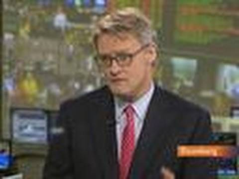 Olsen Sees `Bumpy Ride' for U.S. Stocks Through Year End: Video