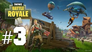 Fortnite Battle Royale #3: FAAL SESSIE OP DE NIEUWE MAP! | Nederlands/Dutch