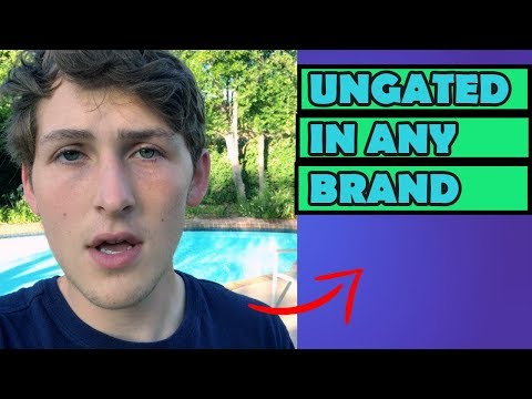 Amazon Ungating | Get ungated in ANY BRAND on Amazon FBA