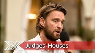 Can James Wilson wow Sharon and Robbie with Adele cover Judges Houses The X Factor 2016
