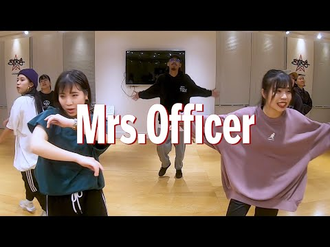 Mrs.Officer – Lil Wayne /EDDY Choreography