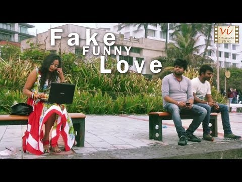 Fake Funny Love | Story Of Two Friends & A Woman |Romantic Comedy Short Film | Six Sigma Films
