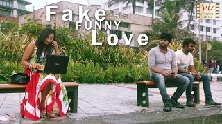 Fake Funny Love | Story Of Two Friends & A Woman |  Romantic Comedy Short Film | Six Sigma Films
