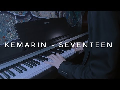 Kemarin - Seventeen Cover Piano By Adi