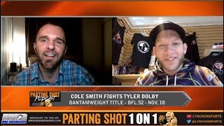BFL champ Cole Smith talks Nov 18 Title Defense against Tyler Dolby