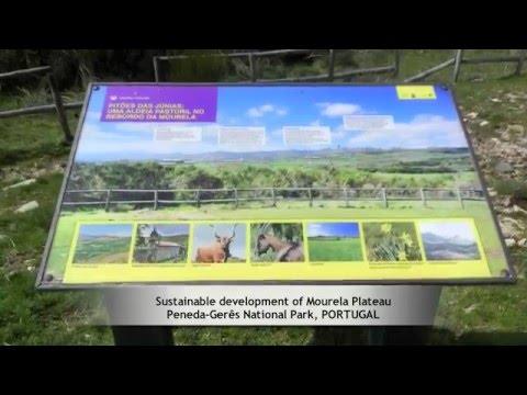 Sustainable development of Mourela Plateau, Peneda Gerês National Park, PORTUGAL