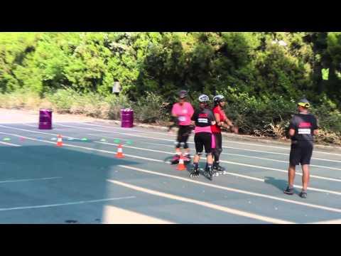 Inline Skating Roller Games : Limassol : Cyprus