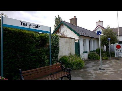Tal-Y-Cafn Train Station