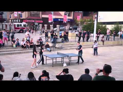 CAAMFest 2015 Top Spin Movie Exhibition Table Tennis 1