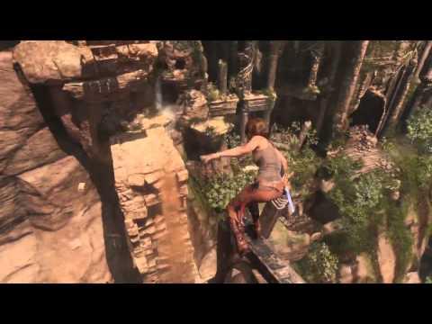 В игре Rise of the Tomb Raider будут присутствовать микротранзакции