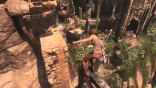 Rise of the Tomb Raider - 13 Minutes de Gameplay