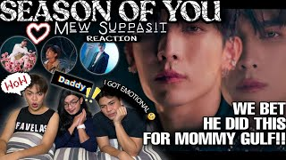 Download lagu SEASON OF YOU-MEW SUPPASIT [MV] | REACTION