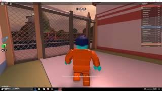 Wha a wierd escape: Roblox Jailbreak (Bete) #2
