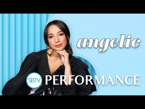 Angelic Performs 'Curfew'