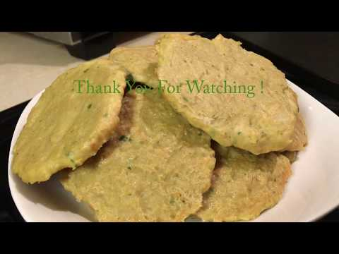 How To Make Deep Fried Ground Chicken With Lemongrass Paste (Cambodia Bro Het Sach Mon Krerng)