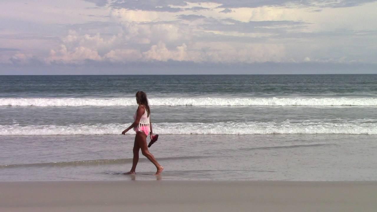 Daytona Beach Florida 20 Minutes Of Waves 9 16