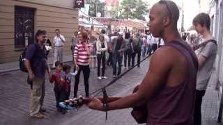 RIGAS SVETKI 2013, ielu muzikanti - 00054