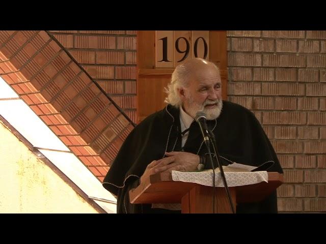 2021.07.18. Iványi Gábor Igehirdetése - Megbékélés Háza Templom