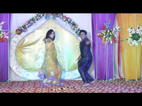 Wedding Dance - Saree Ke Fall Sa Dance - Vijay & Rashmi