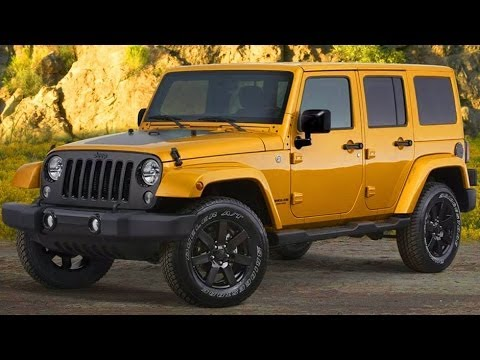 US 31595 Jeep Wrangler Altitude Edition 2014 aro 18  YouTube