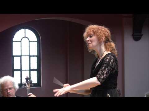 Mozart Symphony No. 33 in B-flat major, 3rd mvt -- Apollo's Fire