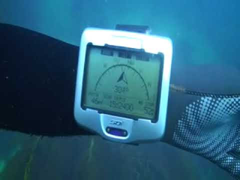 Scubapro Galileo Diving Computer Youtube