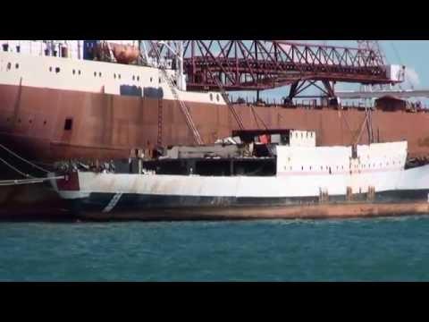"""Captain John's"" ship JADRAN scrapped"